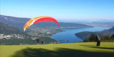 Cours de parapente à Aix les Bains